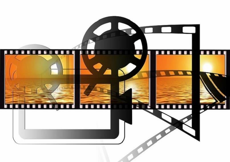 reprodução de imagens com áudios