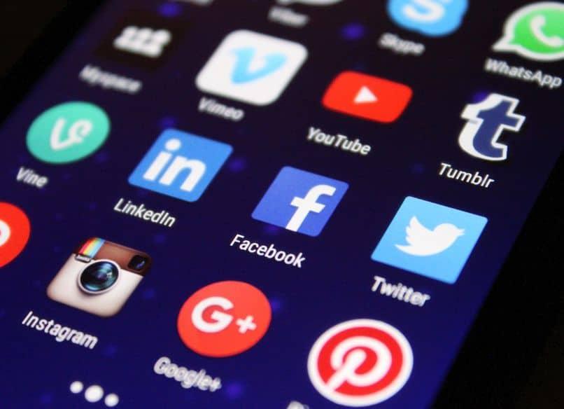 aplicaciones redes sociales
